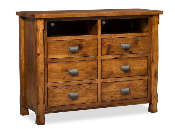 Amish Ouray Media Chest