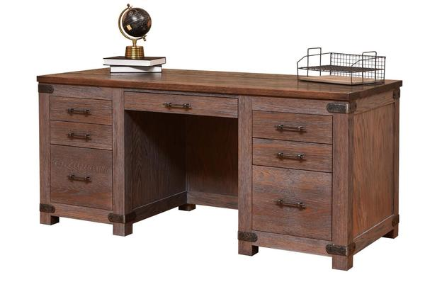Amish Georgetown Executive Desk