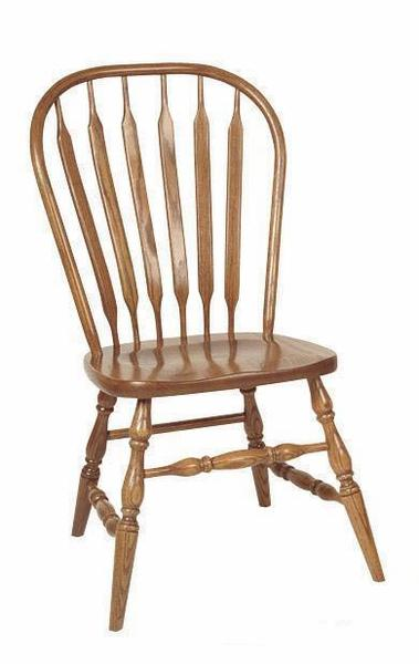 Amish Lancaster Bent Windsor Dining Room Chair