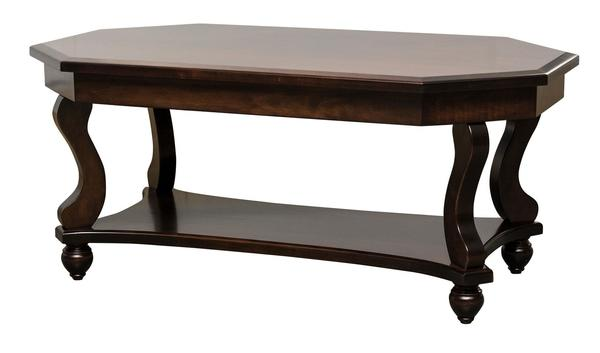 Amish LorMel Coffee Table