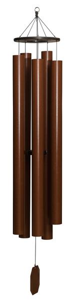 "Amish Spirit of Maroon Bells 75"" Extra Large Wind Chime"
