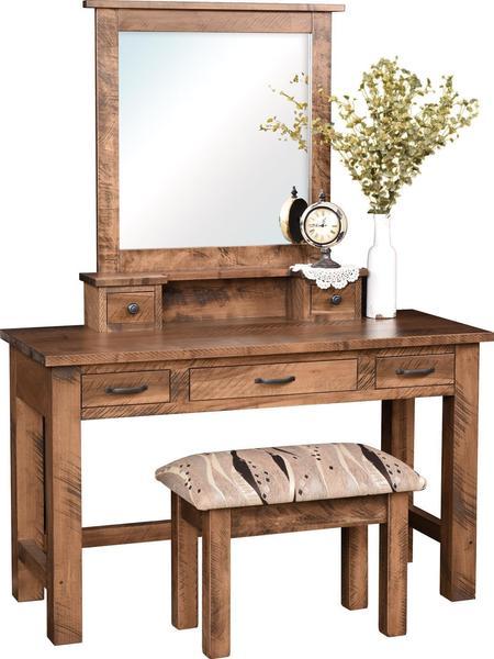 "Amish 50"" Glenburn Dressing Table"