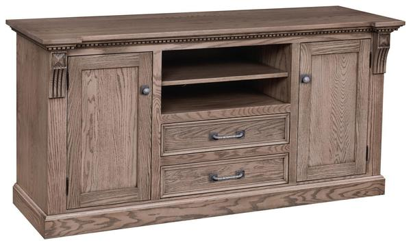 Amish Grand Manor TV Unit