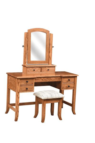 "Amish 50"" Bunkerhill Dressing Table"