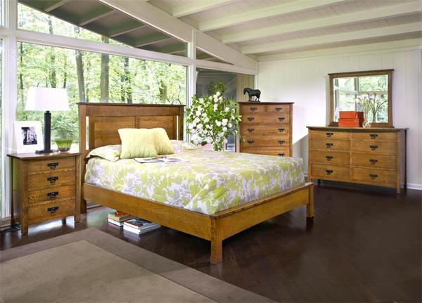 American Review Bedroom Set by Keystone