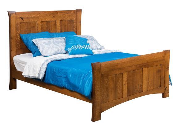 Amish Kimbra Bed
