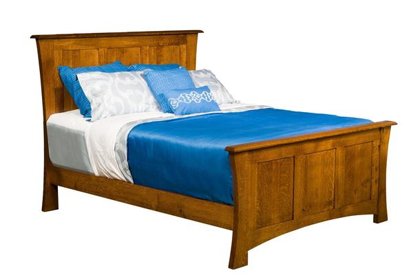 Amish Matison Panel Bed