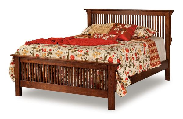 Amish Stick Mission Bed