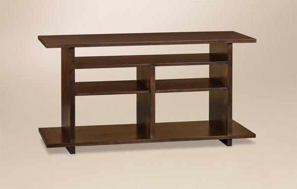 Amish Monterey Contemporary Sofa Table