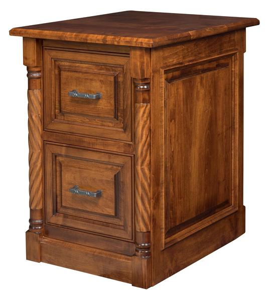 Amish Kincaid File Cabinet