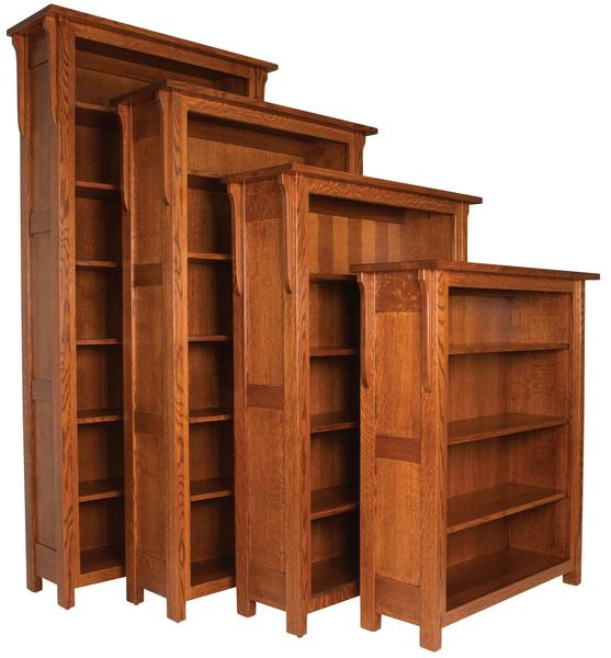 Amish Boston Mission  Bookcase