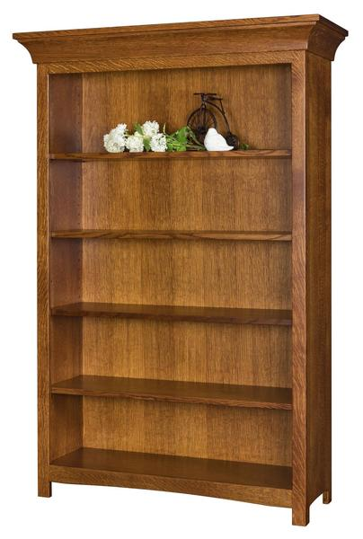 Amish Bridgestone Bookcase