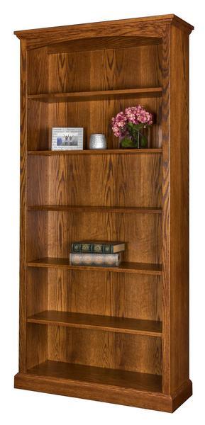 Amish Siloam Bookcase