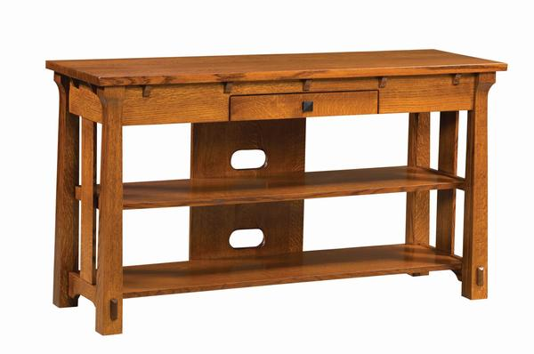 Amish Manitoba Open TV Stand