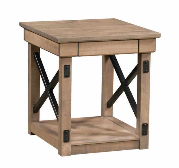 Amish Cambridge End Table