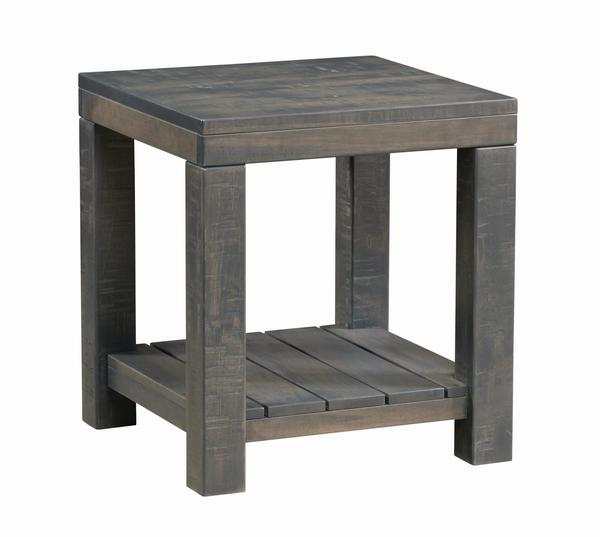Amish Kingswood End Table