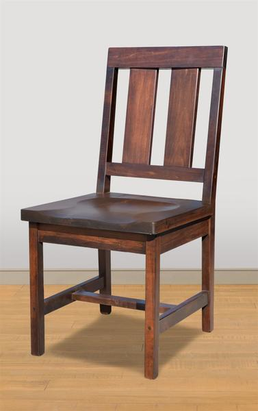 Ruff Sawn Monica Side Dining Chair