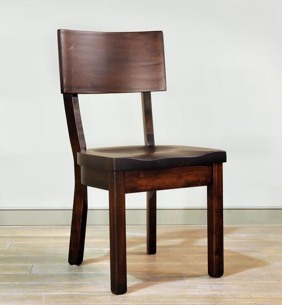 Ruff Sawn Museum Dining Chair