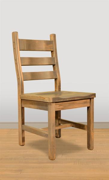 Ruff Sawn Urban Side Dining Chair