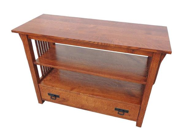 Amish Prairie Mission TV Stand