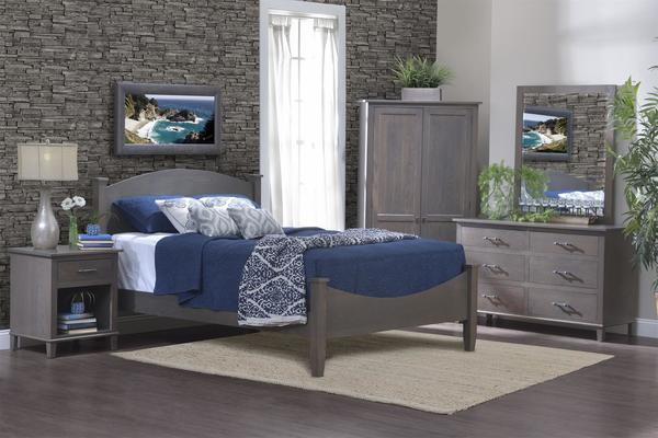 Amish Hamilton Five Piece Bedroom Set