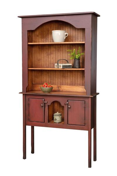 Colonial Huntboard Hutch