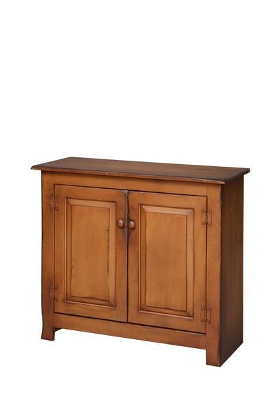 Pine Wood Hall Console