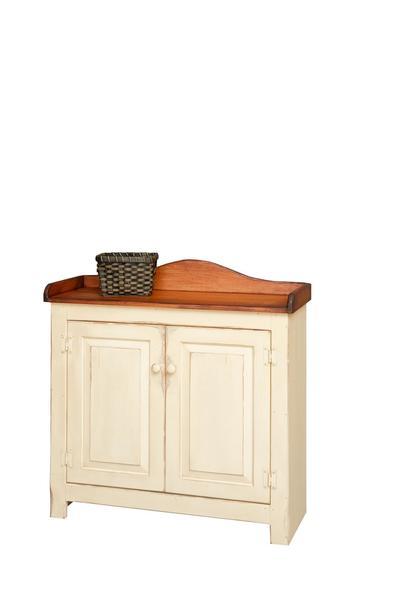 Pine Wood Medium Dry Sink