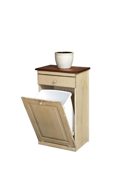 Honey Brook Tilt-Out Trash Bin Cabinet