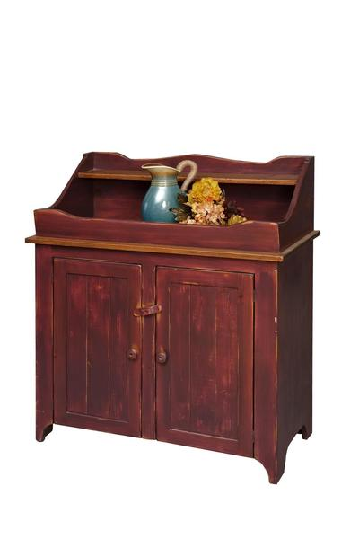 Pine Wood Mountain Valley Dry Sink