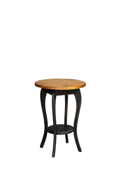 Honey Brook Round Lamp Table
