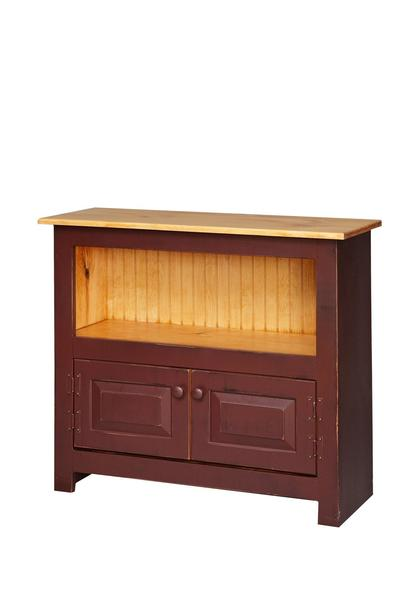 Pine Wood Catch All Cabinet