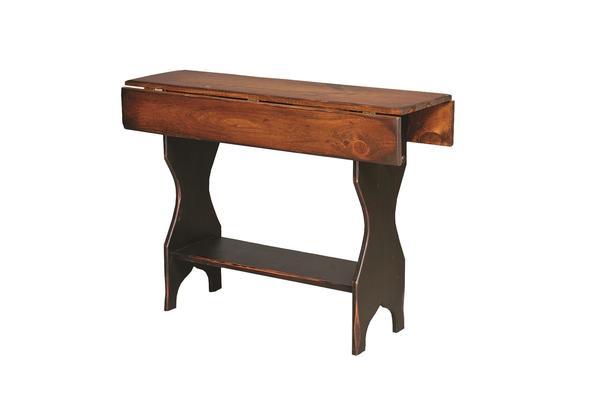 Honey Brook Drop Leaf Sofa Table