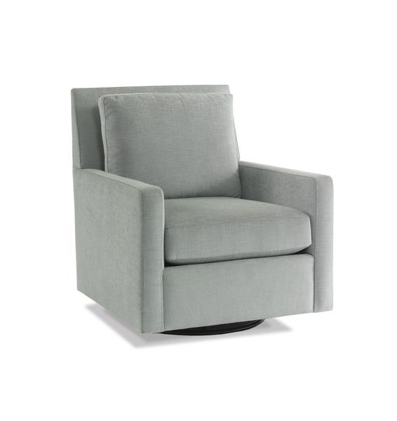 American Made Phillip Swivel Accent Chair
