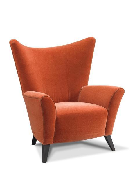 Mid Century Modern Lexi Accent Chair