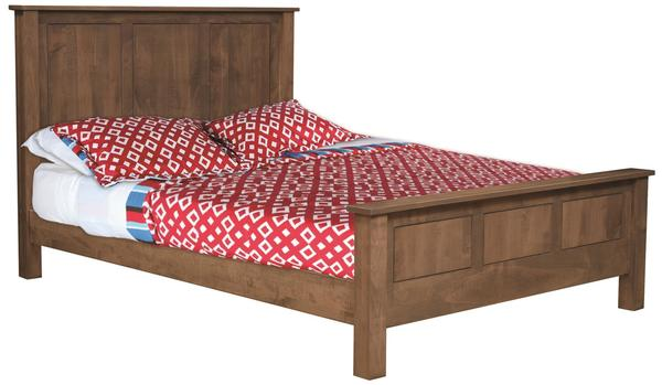Amish Kentucky Shaker Bed