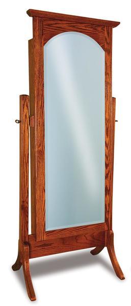 Amish Carlisle Beveled Mirror