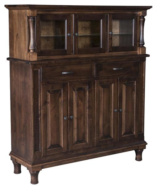 Amish Roxbury Hutch