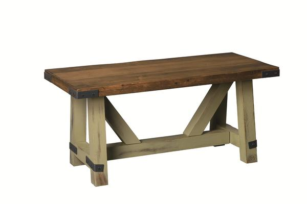 Amish Olde Farmstead Cocktail Coffee Table