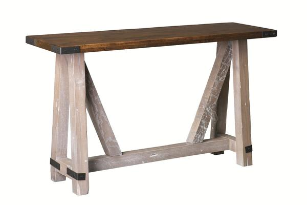 Amish Olde Farmstead Sofa Table
