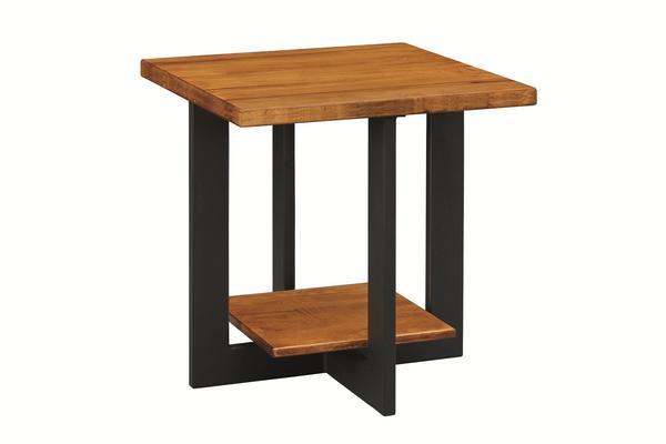 Amish Reno Square End Table