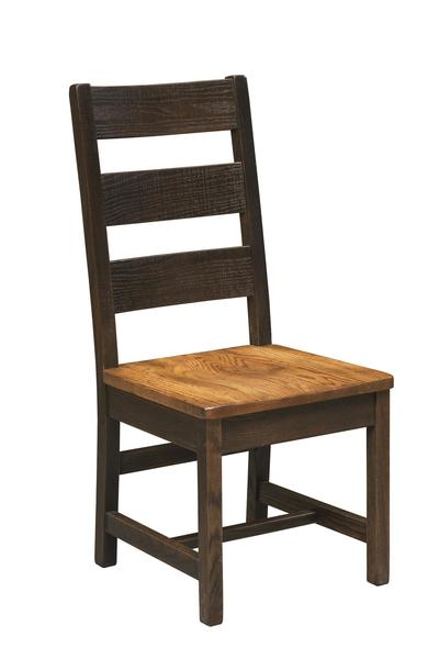 Amish Farmstead Ladder Back Dining Chair