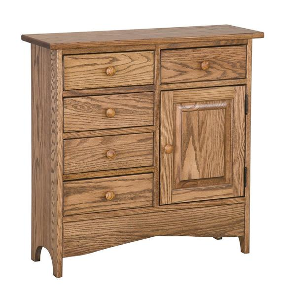 Amish Shaker Catch-all Cabinet