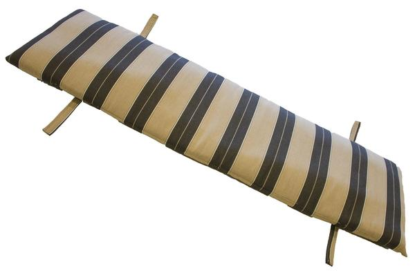 "Berlin Gardens 44"" Dining Bench Cushion"