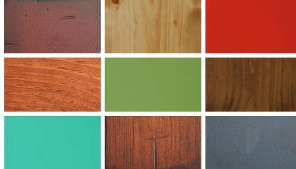 Country Cottage Pine Finish Samples-Note Sample Fee Refunded When Samples Returned