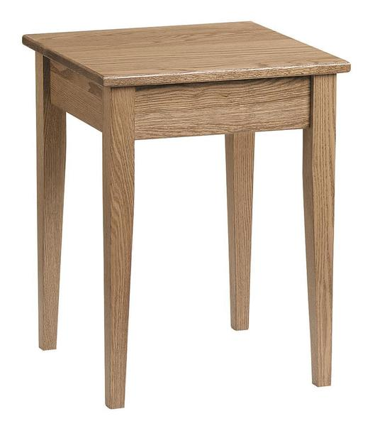 Amish Shaker Small End Table