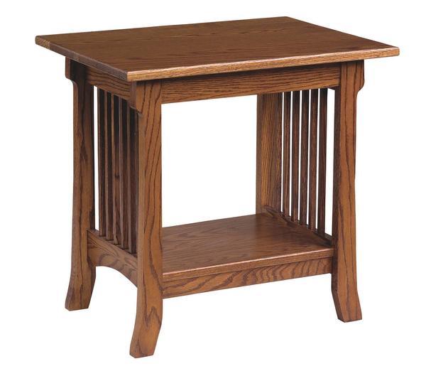 Amish Royal End Table