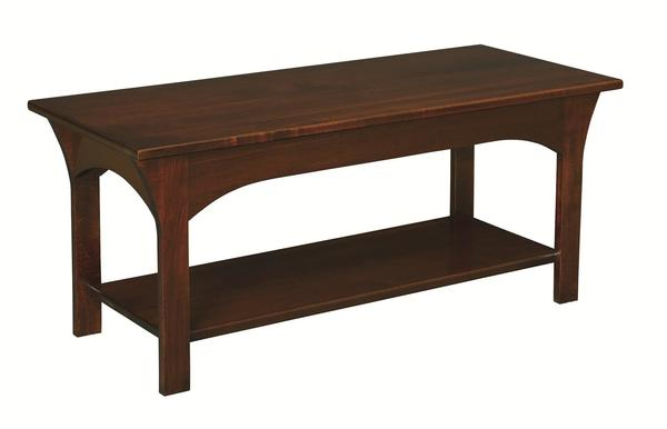 Amish Monarch Coffee Table