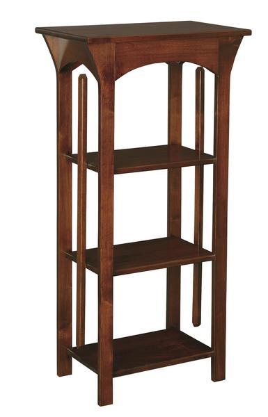 Amish Monarch Bookcase
