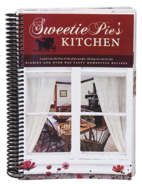 Amish Cookbook Sweetie Pies Kitchen